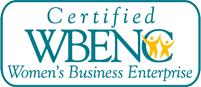 Certified Woman's Business Enterprise