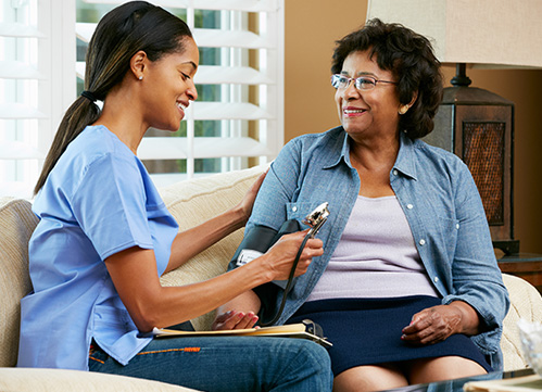 In-Home Attendant Care: Skilled Nursing MI | Entech Medical Staffing - homecare
